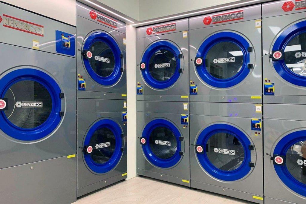 lavanderia del futuro